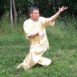 Conscious Movement and Qi-awareness